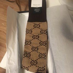 BRAND NEW MID-CALF GUCCI SOCKS